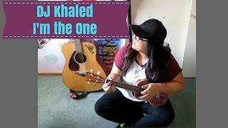 DJ KHALED - I'M THE ONE (Ukulele Cover) Mp3