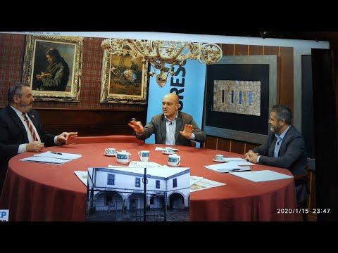 Balseiro y Couto debaten sobre la polémica remodelación de San Fernando en Foro Lucense