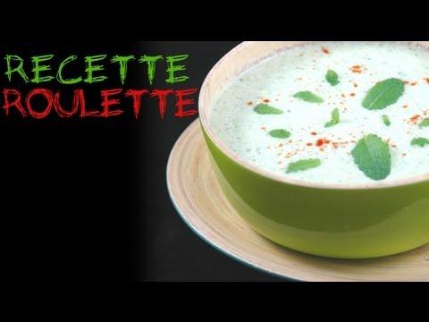 Recette : Soupe glacée au concombre !