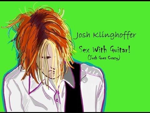 Josh Klinghoffer - Sex with Guitar! (Josh Goes Crazy!)