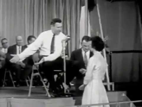 Oral Roberts - Miracle Healings