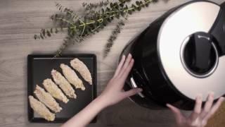CUCKOO Recipe - Oil Free Chicken Katsu