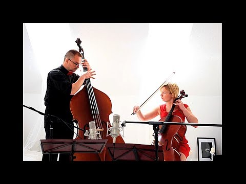 E.GRIEG - In the Hall of the Mountain King (Cello and Double Bass) OldWine