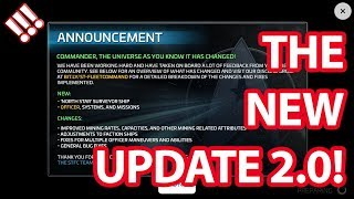 *NEW* THE BIGGEST UPDATE TO THE GAME YET // Star Trek Fleet Command