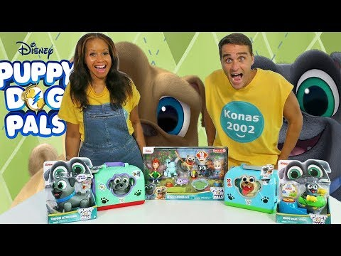 Puppy Dog Pals Toy Challenge ! || Toy Review || Konas2002