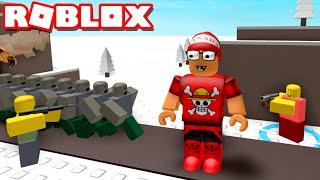 Roblox - A NOVA BATALHA DE SOLDADOS vs ZUMBIS - Roblox Tower Defense Simulator 🎮