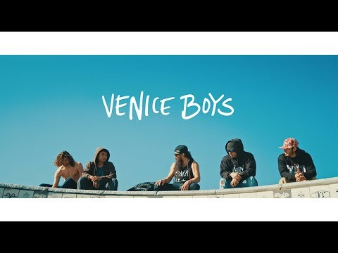 VENICE BOYS - a skateboarding film.