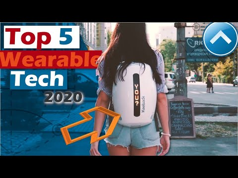 TOP 5 WEARABLE TECHNOLOGY 2020 | Wearable Gadgets From Our Most Advanced Future Technology Series #8