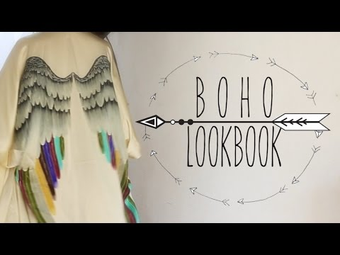 Boho Festival Lookbook // Women's Fashion