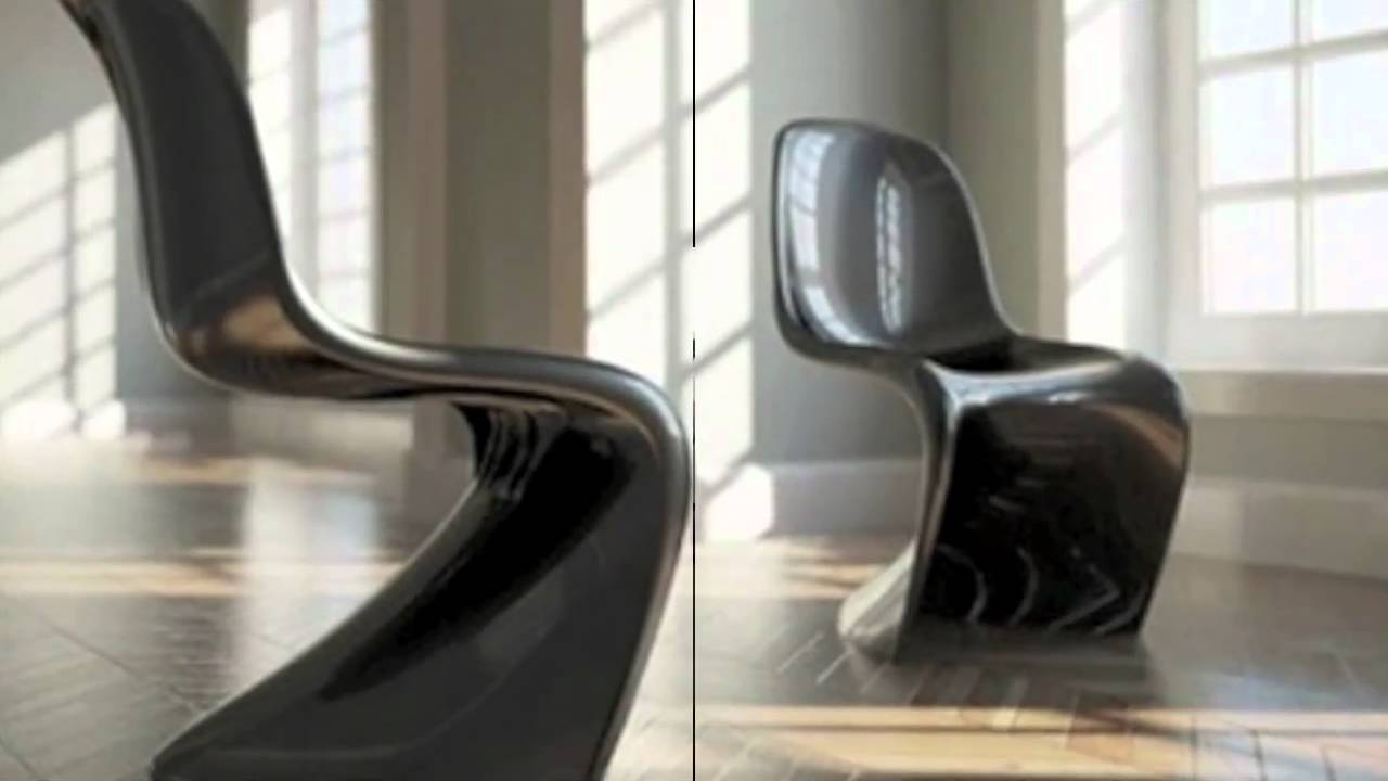 panton chair youtube. Black Bedroom Furniture Sets. Home Design Ideas