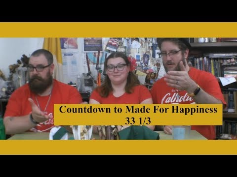 Saintly Sunday: Countdown to Made For Happiness 33 1/3