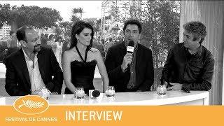 TODOS LO SABEN - Cannes 2018 - Interview - EV