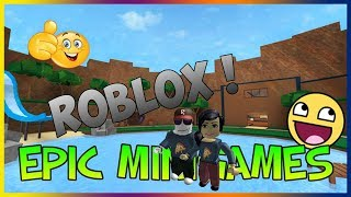 It's EPIC THIS GAME (word)! Roblox