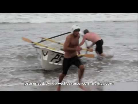 2011 Paddleboard Races and Ocean Festival in Santa monica