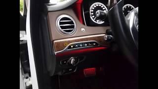 a vendre mercedes classe s carlsson 2015