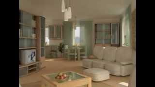 Проект дома Камыш -- archeton.com.ua