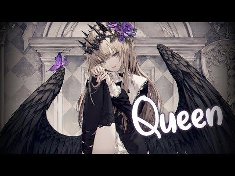 nightcore---queen-(lyrics)
