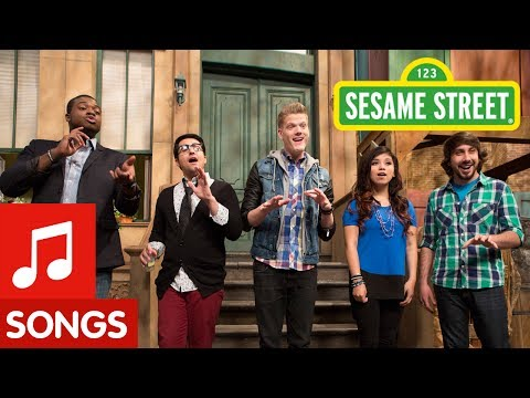 Sesame Street: Pentatix Counts & Sings to Five