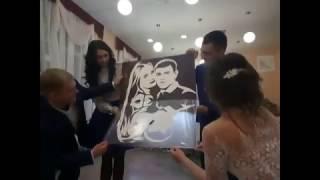 видео Портрет в подарок