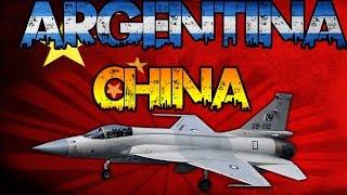 Los CONTRATOS de defensa CHINOS en ARGENTINA