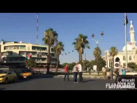 My vlog in Damascus Syria 2016 فلوق سفرتي الى سوريا دمشق