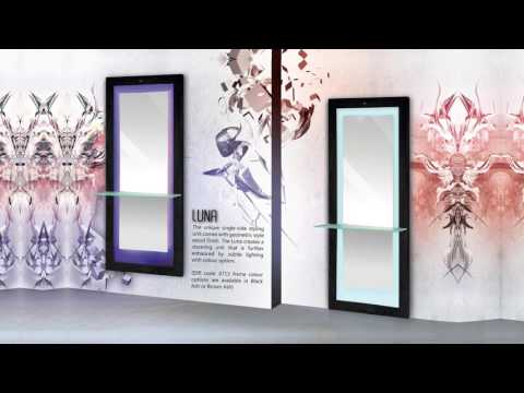 DIR - Salon Furniture Beauty Equipment - Styling Stations