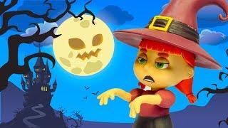 Tatty y Misifu en el Pasaje del Terror de Halloween