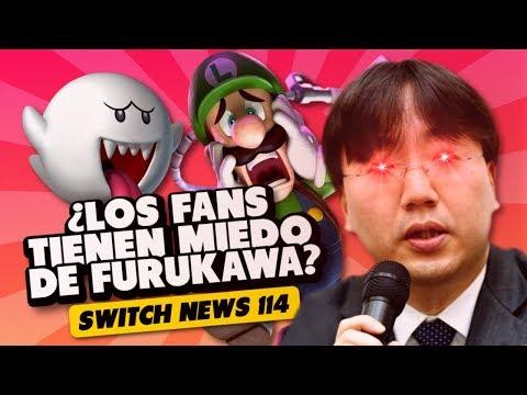 ¿LOS FANS TEMEN QUE FURUKAWA ARRUINE A NINTENDO? | SWITCH NEWS 114