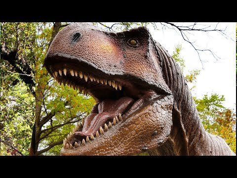 "Thumbnail: T-Rex Leaves Dallas Zoo to Catch ""Jurassic World"""