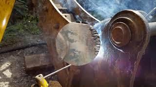видео Ремонт навесного оборудования