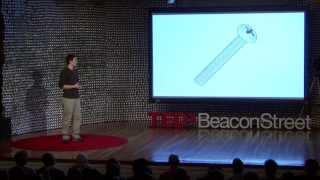 Digital molds-- looking beyond 3D printing: Benjamin Peters at TEDxBeaconStreet