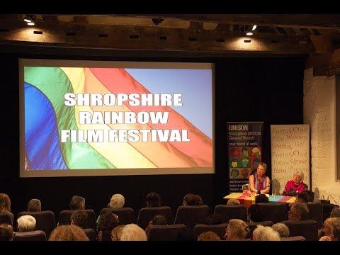 Shropshire Rainbow Film Festival 2015 Trailer