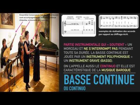 Basse continue (simple)