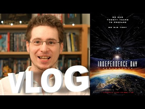 Vlog - Independence Day : Resurgence