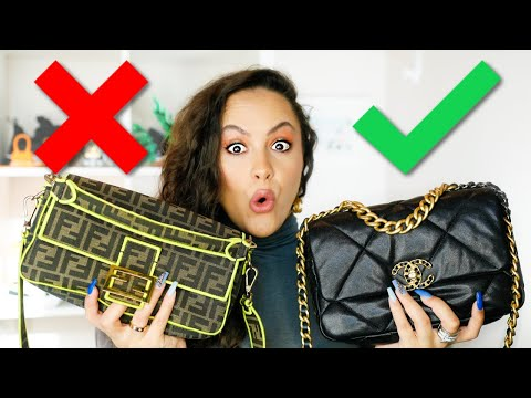 BEST AND WORST Investment Bags 2020 - Birkin, YSL, Gucci Marmont