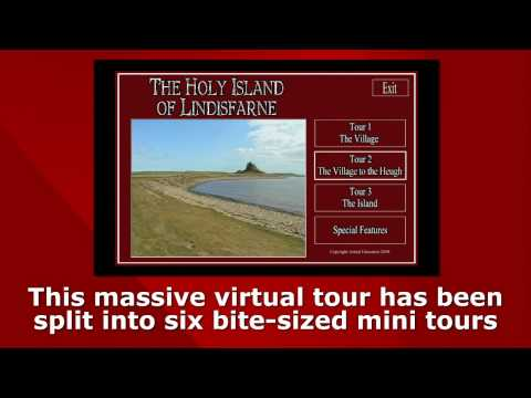 Tour the Holy Island of Lindisfarne from your home!