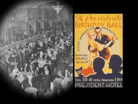 FDR and the March of Dimes - YouTube