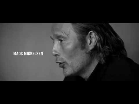 "Mads Mikkelsen and Lara Stone for Marc O'Polo ""Follow Your Nature"" Video Campaign"