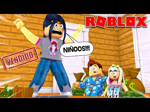 LA MAYOR TRAVESURA DE ALESHA Y NEKSITO *NOS ROBAN TODO* - Roblox Roleplay streaming vf