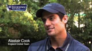 Alastair Cook Quick-fire