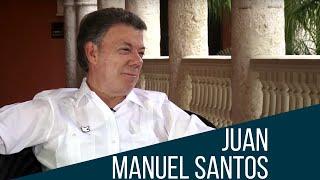 Entrevista Juan Manuel Santos