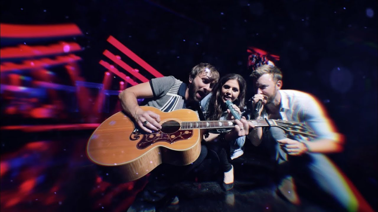 Lady Antebellum + Darius Rucker - Summer Plays On Tour - YouTube
