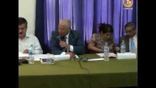 IVITA IQUITOS UNMSM RECIBIÓ A LOS CONSEJEROS UNIVERSITARIOS SANMARQUINOS