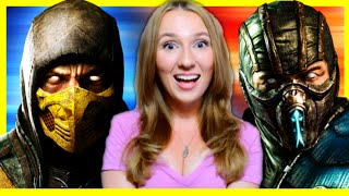 29 INSANE MORTAL KOMBAT FACTS YOU PROBABLY DIDN'T KNOW | Video Game Facts