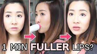 FULLER Lips in 1 MIN?