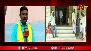 Adivasis Demand To Fill Vacancies In Utnoor ITDA    Adilabad District