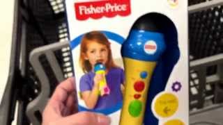 "FISHER PRICE ""Rappin"