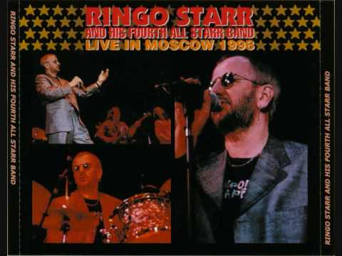 Ringo Starr - Live in Moscow 25/8/1998 - 9. Love Me Do