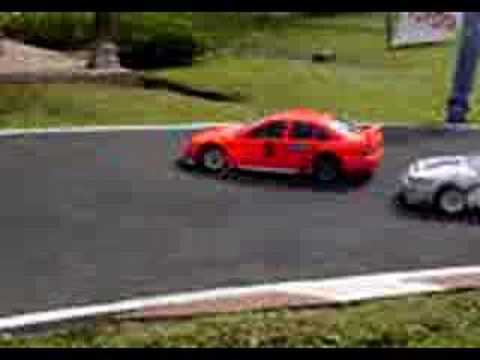 Scale Racing Cars In Action Quinta Dimension Club Youtube