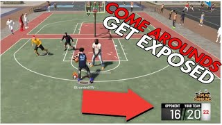 COME AROUNDS EXPOSED😱 I SOLD?😱 NBA2K19